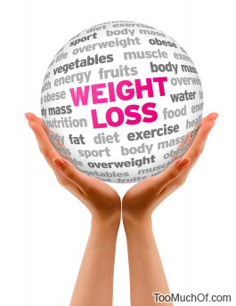 too much weight loss dangers